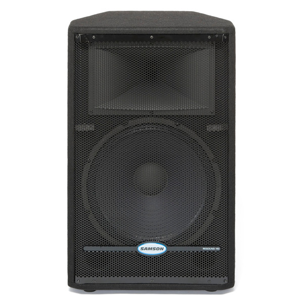 Samson Resound RS15 HD 15'' Passive PA Speaker - Front