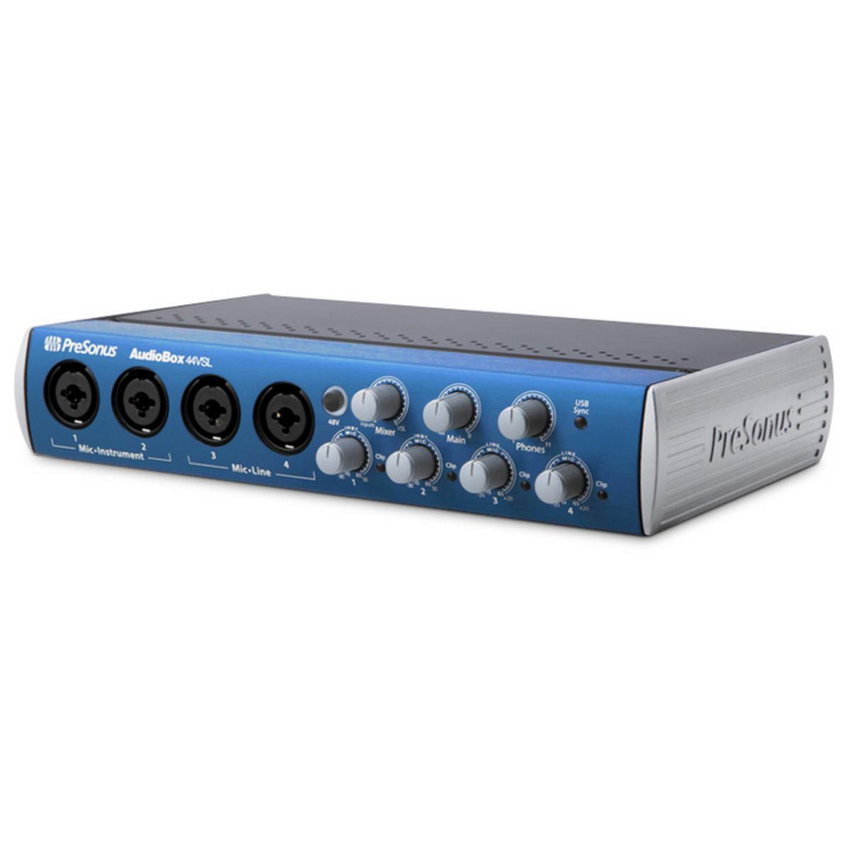 Audiobox 44vsl