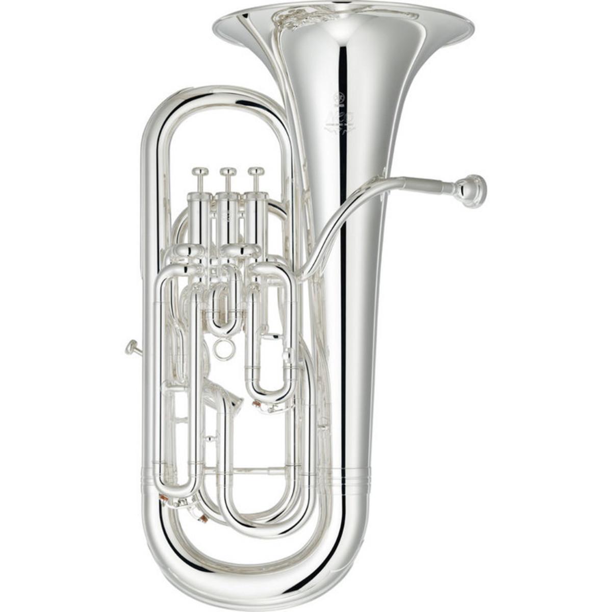 Yamaha Euphonium Compensating