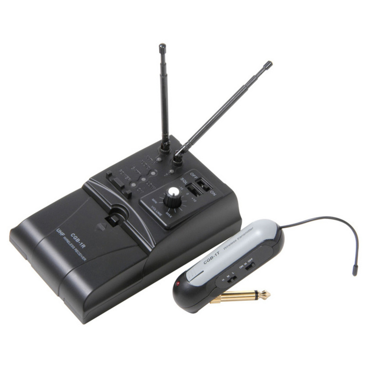 Discontinued Chord UHF Guitar Bug Wireless System at Gear4music.com