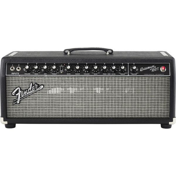 Fender Bassman 100T 100W Bass Amp Head