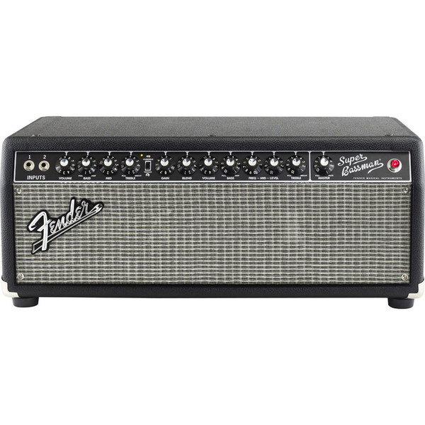 Fender Super Bassman 300W Tube Amp Head