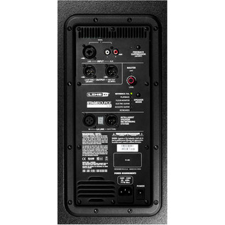 Line 6 Stage Source L3T 3 Way Powered Speaker Panel