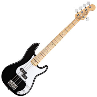 Fender American Standard 5 String Precision Bass 2012 MN, Black