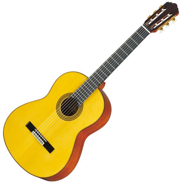 Yamaha GC12S Classical Guitar, Spruce Top, Natural