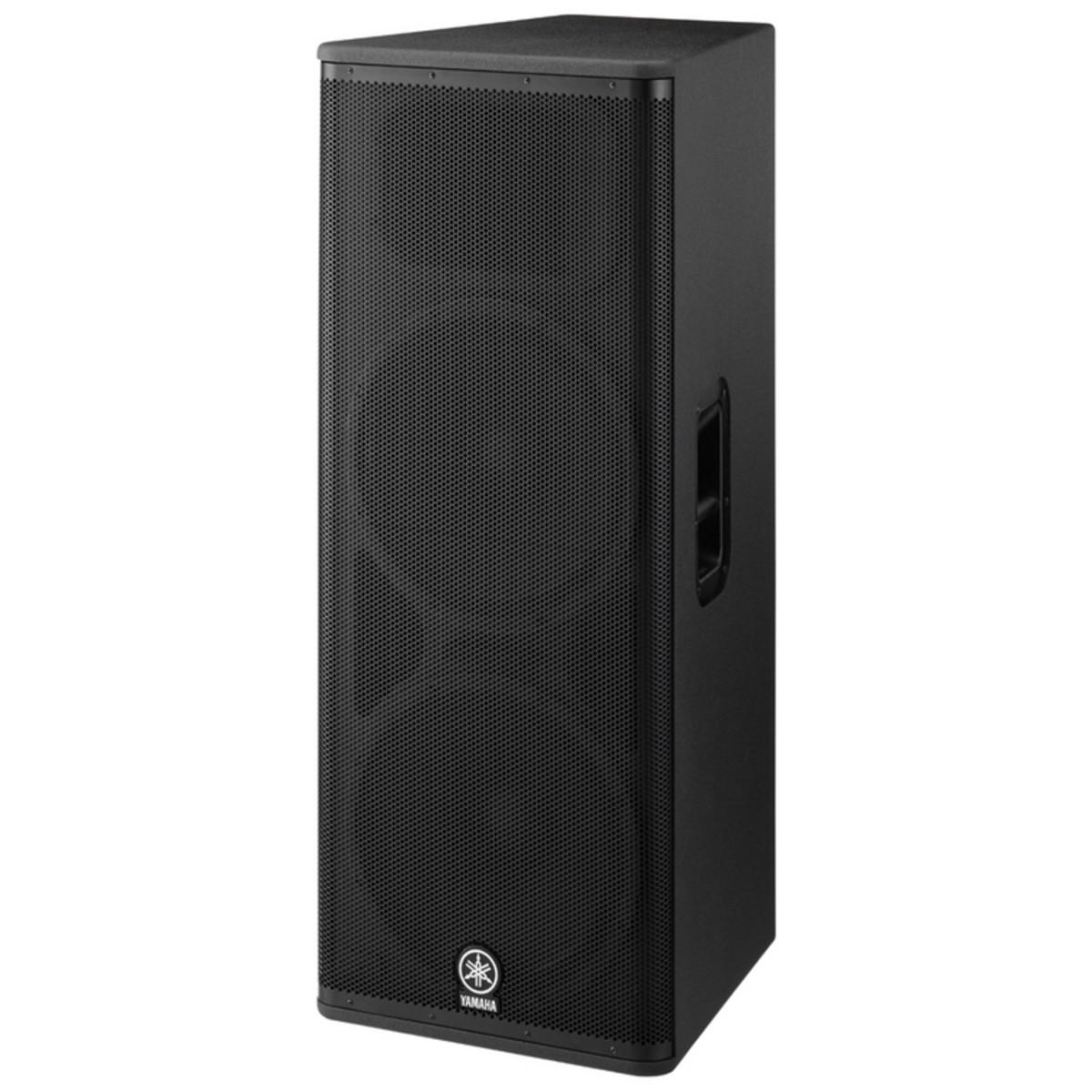 yamaha dsr215 dual 15 2 way active loudspeaker at