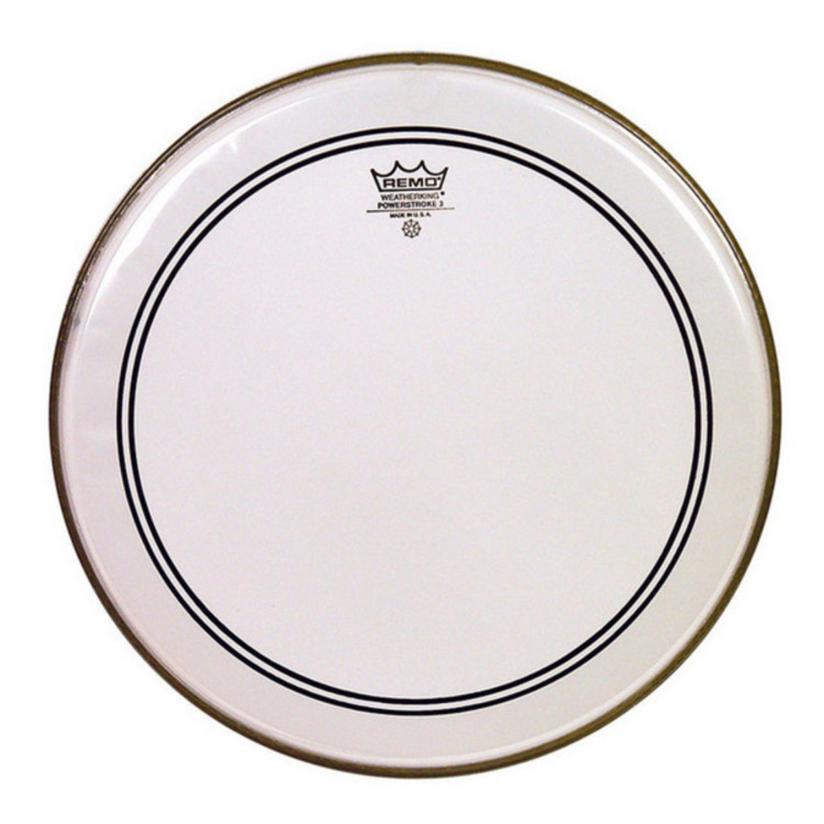 Click to view product details and reviews for Remo Powerstroke 3 Clear 24 Impact Patch Drum Head.