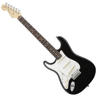 Fender American Standard Stratocaster 2012 LH RW, Black