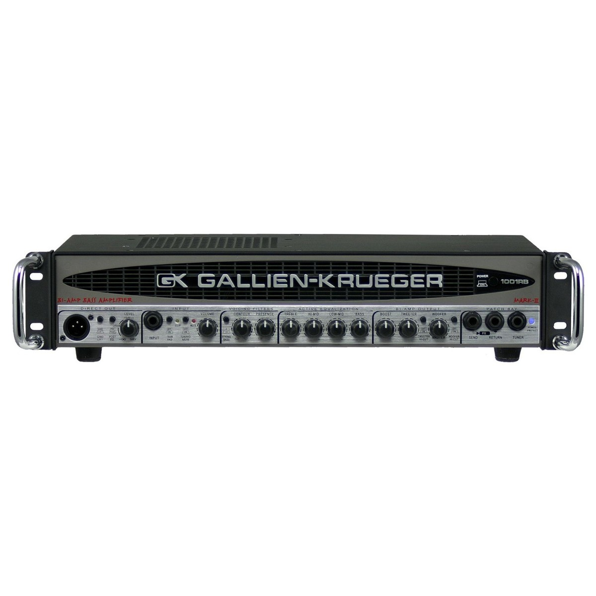 Click to view product details and reviews for Gallien Krueger 1001 Rb Ii Bass Amp Head.