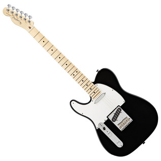 Fender American Standard Telecaster 2012 LH MN, Black