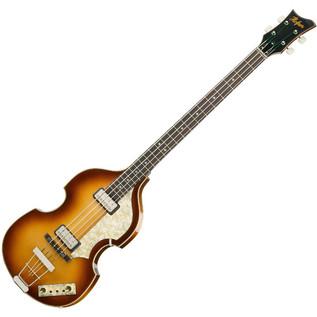 Hofner Vintage 62 Violin Bass, Sunburst