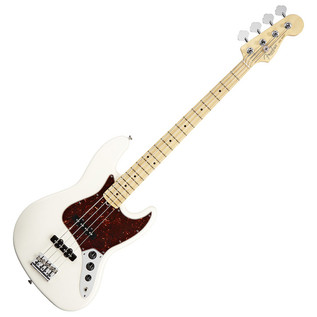 Fender American Standard Jazz Bass 2012 MN , Olympic White
