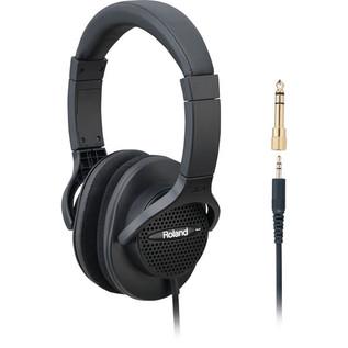 Roland RH-A7BK Headphone Black Main