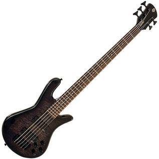 Spector Bass Legend 5 Custom Bass Guitar, Slate Grey