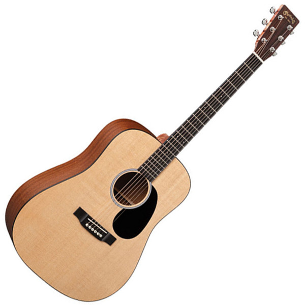 Martin DRS-2 Road Series Electro Acoustic Guitar, Natural