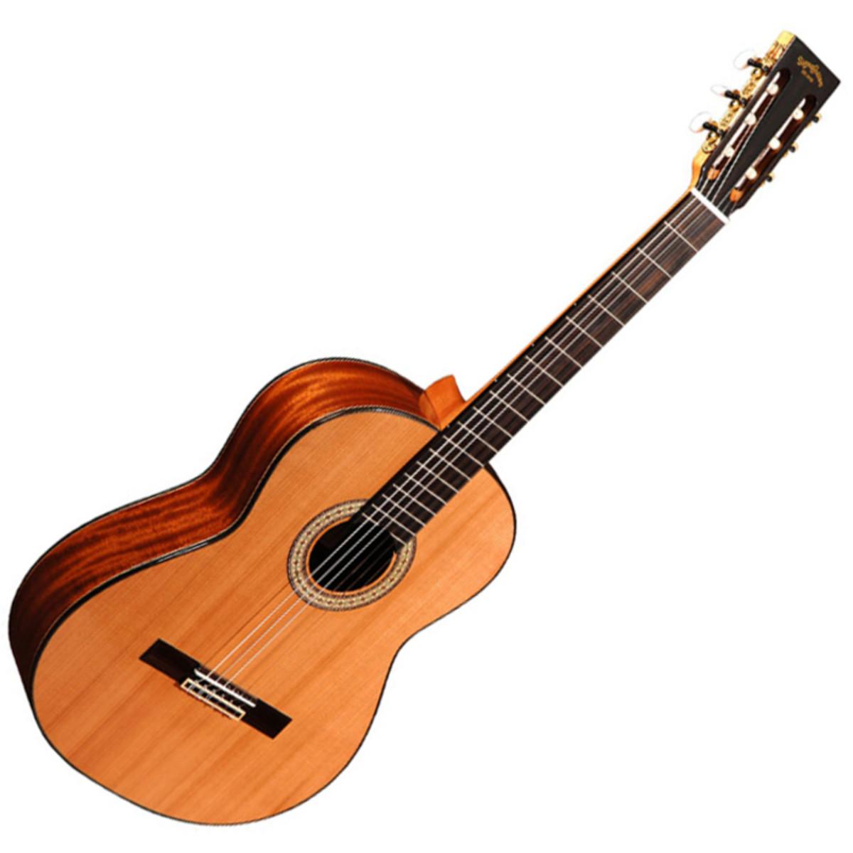 Yamaha   Gitarr