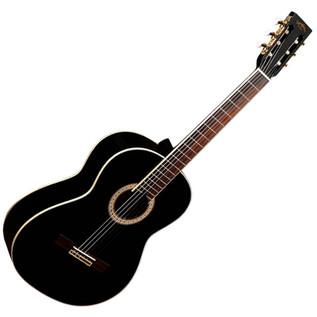 Sigma CM-6 Classical Guitar, Black