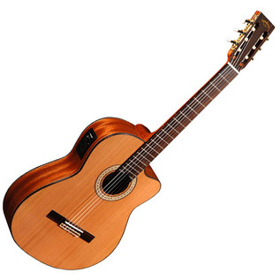 Sigma CMC-6E Electro Classical Guitar, Natural