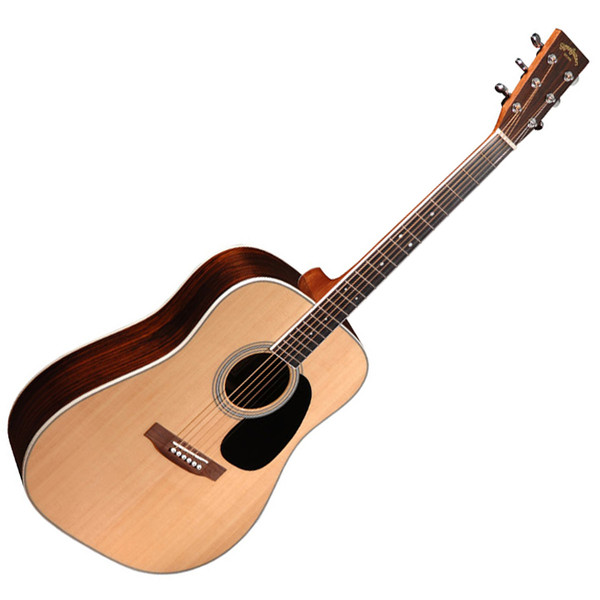 Sigma DR-35 Standard Series Acoustic Guitar, Natural