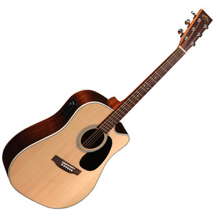 Sigma DRC-28E Standard Series Electro Acoustic Guitar, Natural