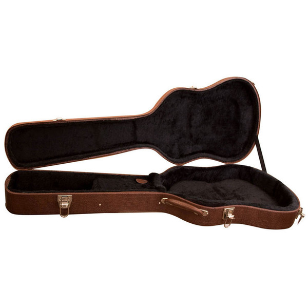 Hofner Club Guitar Case, Brown