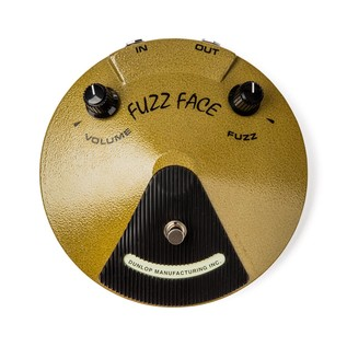 Dunlop Eric Johnson Fuzz Face, Fuzz Effects Pedal
