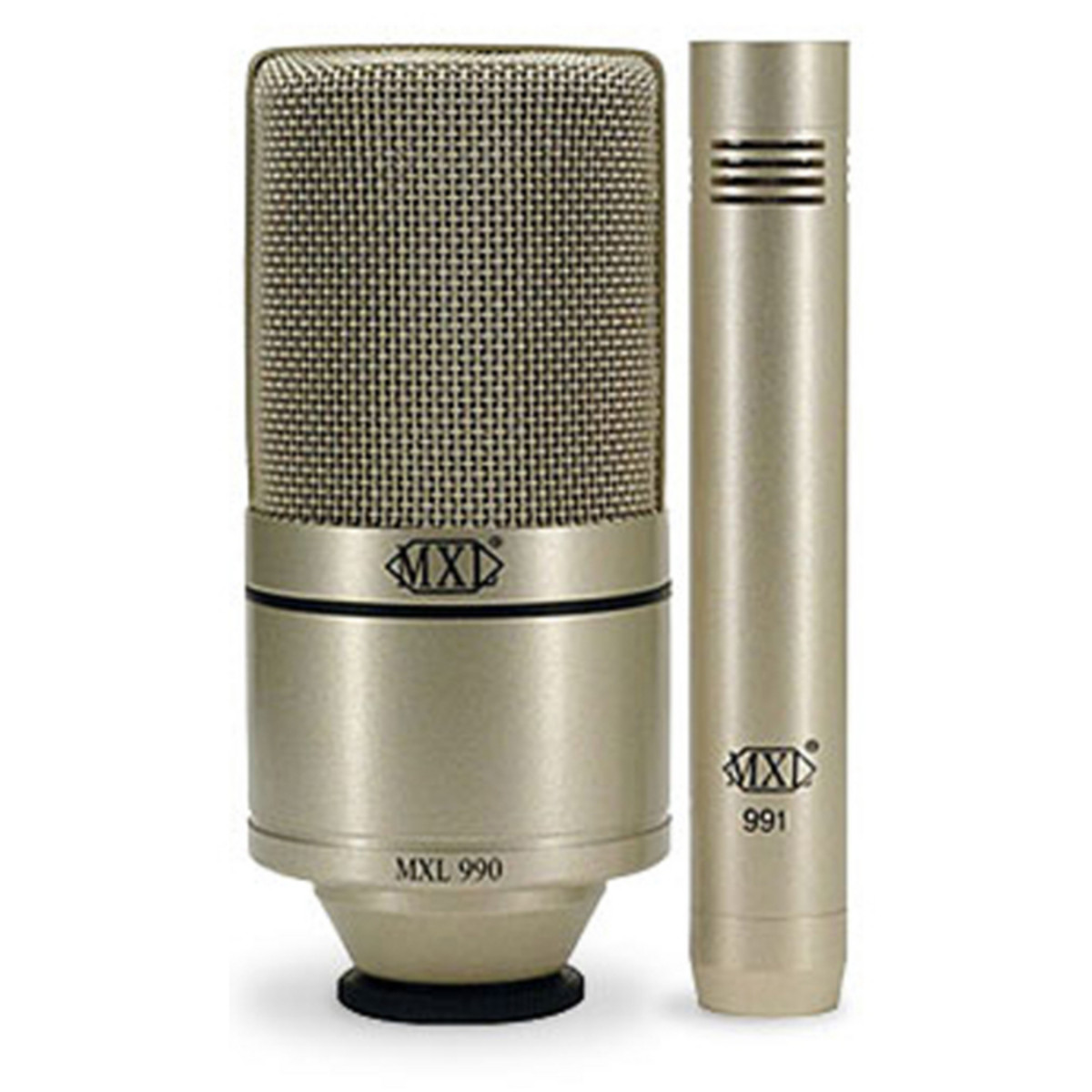 Mxl 990 991 Recording Microphone Package