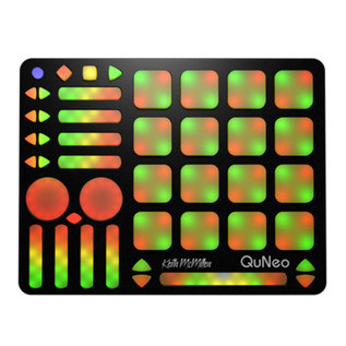 Keith McMillen QuNeo 3D Multi-touch MIDI Pad Controller