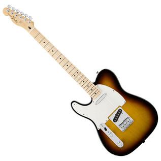 Fender Standard Telecaster Left Handed, Brown Sunburst