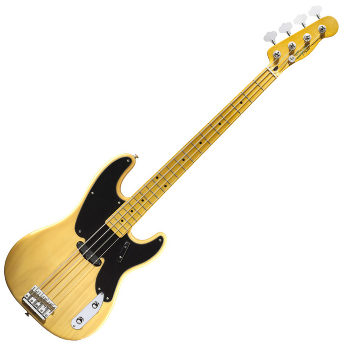 squier by fender classic vibe 50s precision bass butterscotch blonde at gear4music. Black Bedroom Furniture Sets. Home Design Ideas