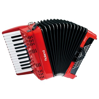 Roland FR-1X Piano-Type V-Accordion, Red