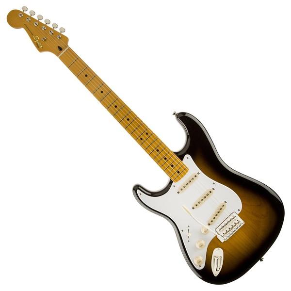 Squier by Fender Classic Vibe 50s Left Handed Stratocaster, Sunburst