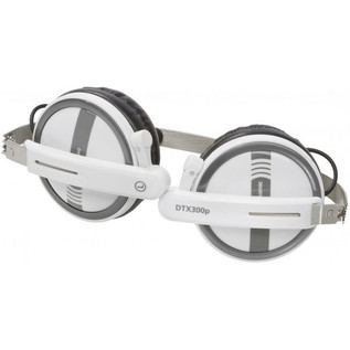 Beyerdynamic DTX300P Supraaural Headphones, 32 ohm White / Grey
