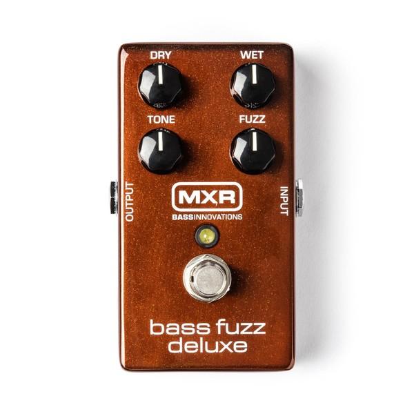 Jim Dunlop MXR Bass Fuzz Deluxe