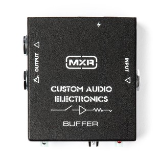 Jim Dunlop MXR CAE Buffer for Guitar Effects