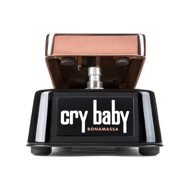 Jim Dunlop Joe Bonamassa Signature Crybaby Wah Pedal At