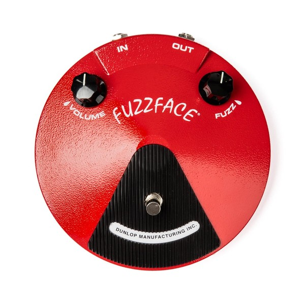 Jim Dunlop Fuzz Face Distortion
