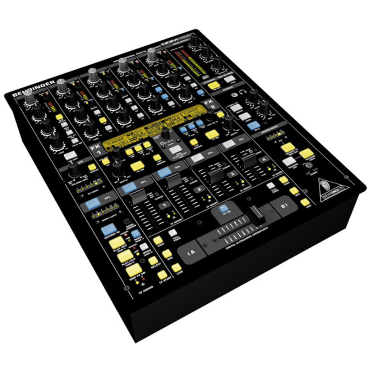 behringer ddm4000 table de mixage num rique professionnelle ex d mo. Black Bedroom Furniture Sets. Home Design Ideas