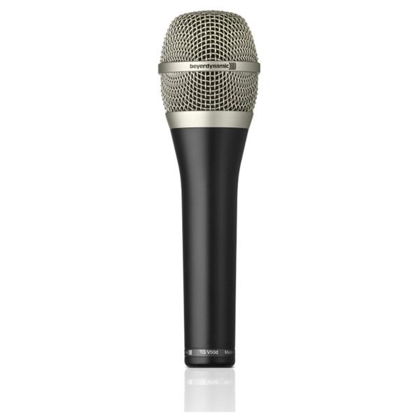 Beyerdynamic TG V50d Dynamic Vocal Mic with Lockable Switch