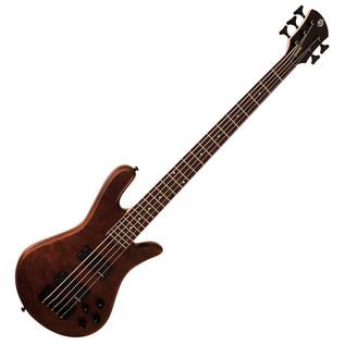 Spector Bass Legend 5 Classic Bass Guitar, Bubinga