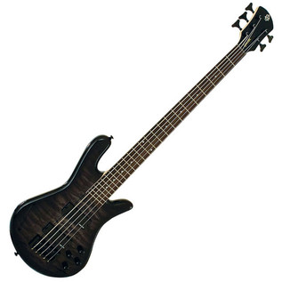 Spector Bass Legend 5 Classic Bass Guitar, Slate Grey