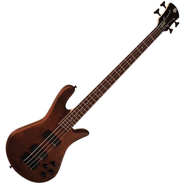 Spector Bass Legend 4 Classic Bass Guitar, Bubinga