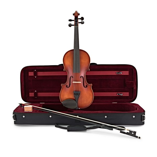 Primavera 200 Antiqued Violin Outfit Size 1/2