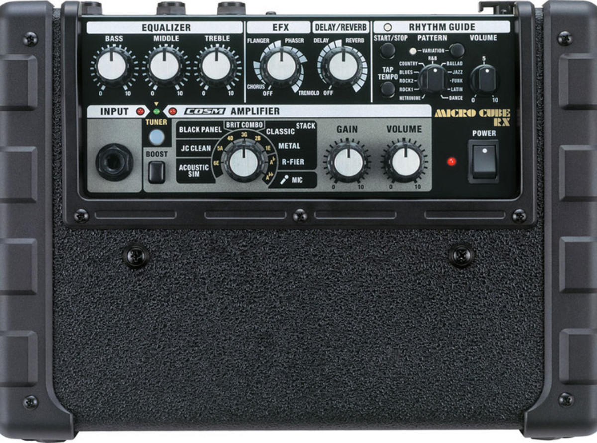 disc roland micro cube rx guitar amp at gear4music. Black Bedroom Furniture Sets. Home Design Ideas