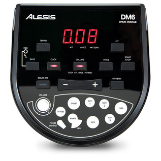 Alesis DM6 Performance Electronic Drum Kit - module