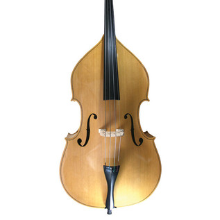 Primavera P50 Laminate Double Bass 3/4 Rockabilly (Violin Design)