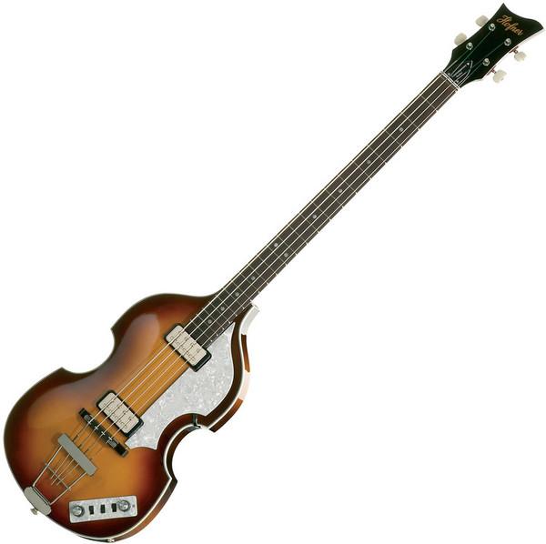 Hofner HCT 5001 Violin Bass, Sunburst