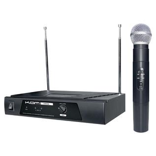 KAM KWM6 Handheld Wireless Microphone System