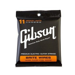 Gibson Brite Wires Electric Strings 011 - 050