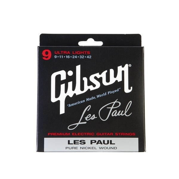 Gibson Les Paul Electric Strings 009 - 042